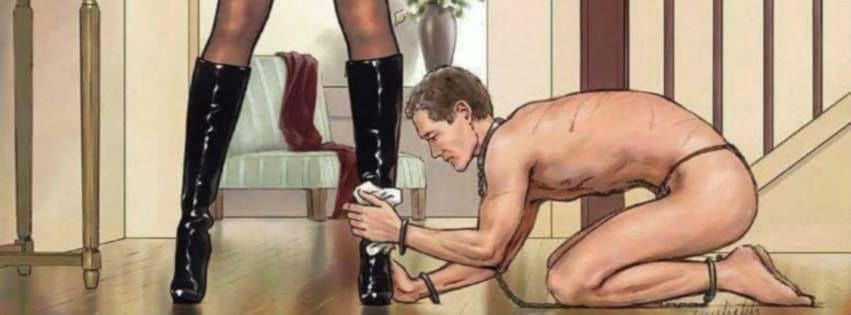 Sklaven Fetisch