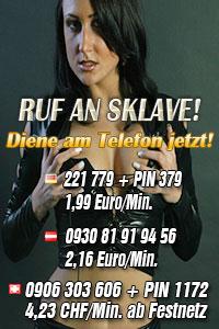 Ruf an Sklave