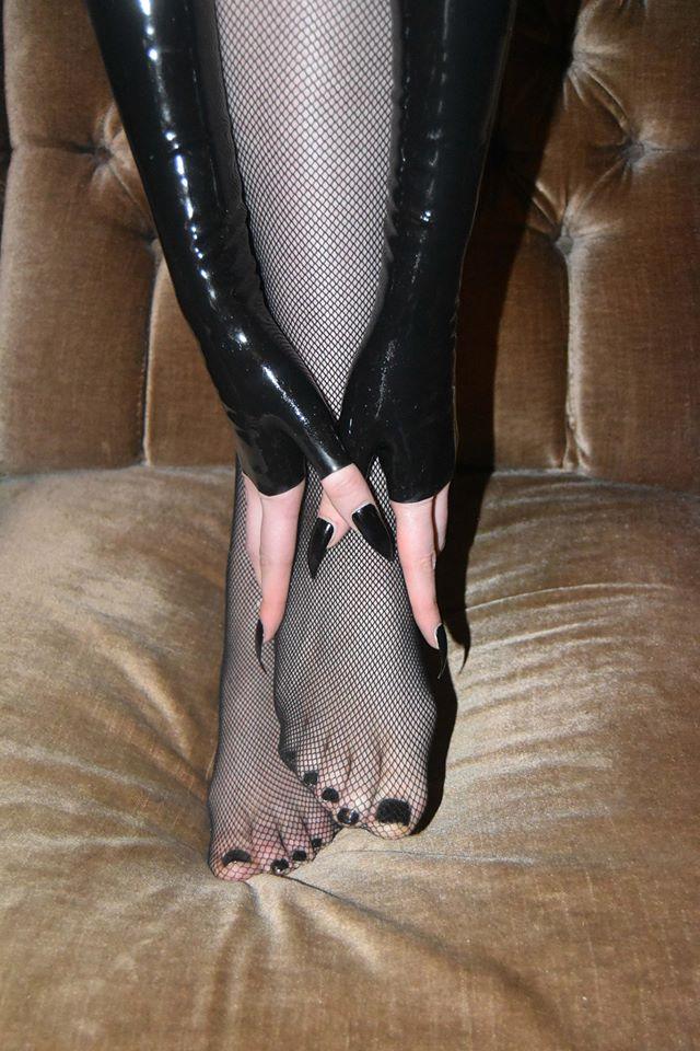 Meine sexy verschwitzten Füße